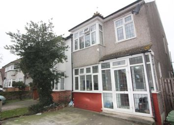 Thumbnail 3 bed semi-detached house to rent in Avenue Road, Bexleyheath