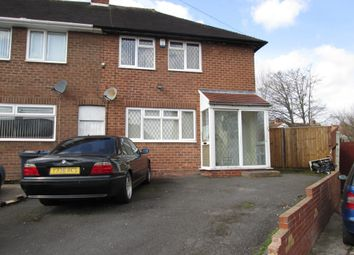 Thumbnail 3 bed semi-detached house to rent in Penshaw Grove, Moseley, Birmingham