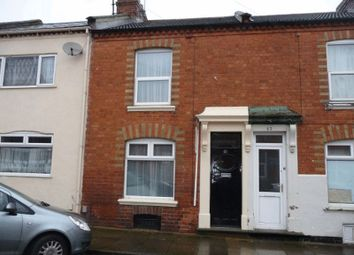 Thumbnail 2 bedroom terraced house to rent in Dunster Street, Northampton
