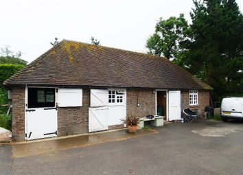 Thumbnail 1 bed bungalow to rent in Warninglid Lane, Plummers Plain