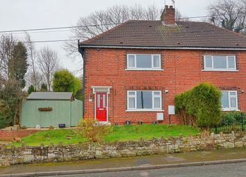 Thumbnail 3 bed semi-detached house for sale in Winney Hill, Harthill, Sheffield