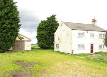 Thumbnail 3 bed detached house for sale in White Lion Farm, Cants Drove, Murrow, Wisbech, Cambridgeshire