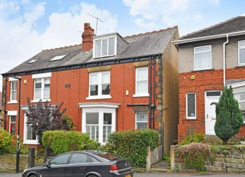 4 bed semi-detached house for sale in Rupert Road, Nether Edge, Sheffield S7