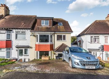 Thumbnail 4 bed end terrace house for sale in Widdicombe Way, Brighton