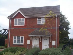 Thumbnail 1 bedroom flat to rent in Crosse Close, Weedon, Northampton