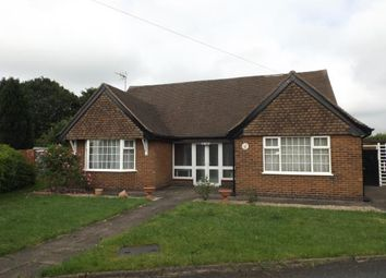 Thumbnail 3 bed bungalow for sale in Pentrich Road, Swanwick, Alfreton, Derbyshire