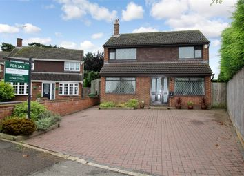 Thumbnail 3 bed detached house for sale in Westminster Drive, Bletchley, Milton Keynes, Buckinghamshire
