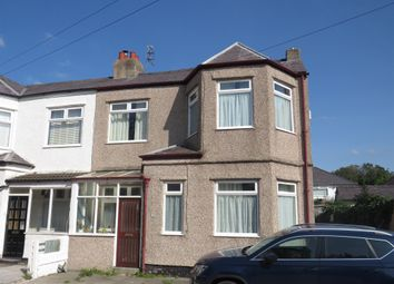 Thumbnail 3 bed semi-detached house for sale in Berwyn Avenue, Hoylake, Wirral
