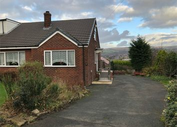 Thumbnail 2 bed semi-detached bungalow for sale in Hillside Avenue, Blackrod, Bolton