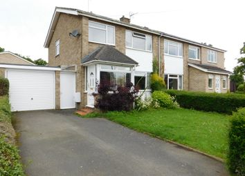 Thumbnail 3 bedroom semi-detached house for sale in The Green, Stotfold, Herts