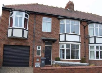 Thumbnail 4 bed semi-detached house to rent in Percy Park Road, North Shields, North Shields