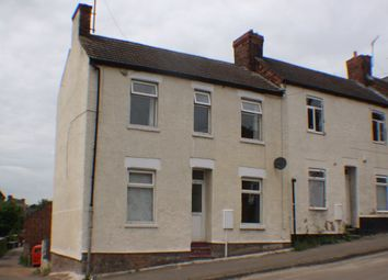 Thumbnail 3 bed end terrace house to rent in Brook Street East, Wellingborough, Northamptonshire
