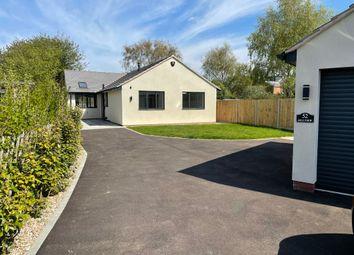 Thumbnail 3 bedroom detached bungalow for sale in Westbury Road, Leckhampton