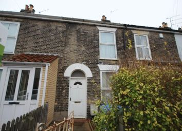 Thumbnail 2 bedroom terraced house to rent in Alexandra Road, Norwich