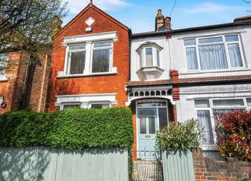 Thumbnail 3 bed end terrace house for sale in Tylecroft Road, London