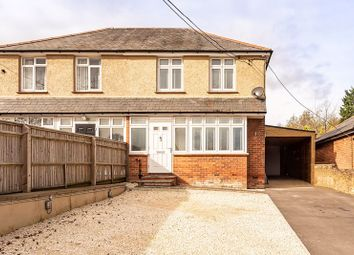 Bolter End Lane, Bolter End, High Wycombe HP14. 3 bed semi-detached house for sale