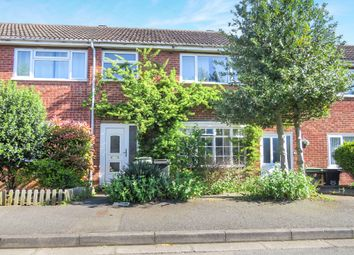 Thumbnail 3 bedroom terraced house for sale in Somerville Road, Worcester