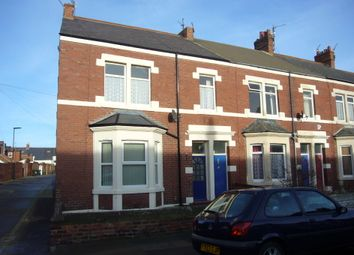 Thumbnail 2 bed flat to rent in Naters Street, Whitley Bay