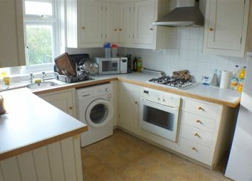 Thumbnail 3 bed flat to rent in High Road, Byfleet, Surrey