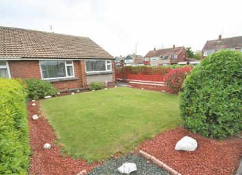 Thumbnail 2 bed bungalow for sale in Mendip Drive, Redcar