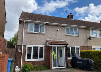 Thumbnail 3 bed terraced house for sale in 168 Brick Kiln Lane, Mansfield