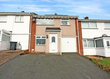 Thumbnail 3 bed terraced house for sale in 24 Greenbank Drive, Flint