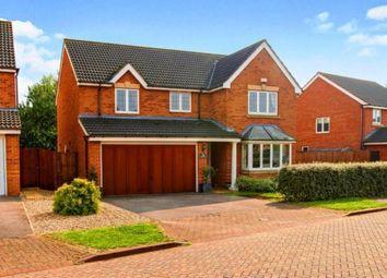 Thumbnail 4 bed terraced house for sale in Halesowen Drive, Abbefields, Elstow