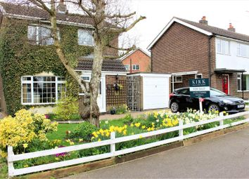 Thumbnail 4 bedroom detached house for sale in Churchill Road, Oakham
