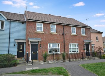 Thumbnail 3 bed terraced house for sale in Cromwell Road, Flitch Green, Dunmow, Essex