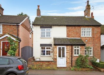 Thumbnail 2 bed semi-detached house for sale in Church Street, Bedford