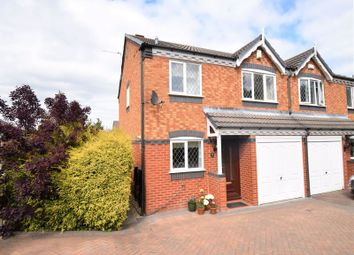 Thumbnail 3 bed semi-detached house for sale in St Aubin Drive, Dawley Bank, Telford