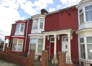 Thumbnail 4 bed flat for sale in Bolckow Road, Grangetown, Middlesbrough