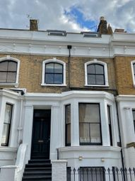 Thumbnail 3 bed flat to rent in Cologne Road, Battersea, London