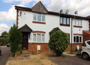 Thumbnail 2 bed terraced house for sale in Farm Close, Borehamwood