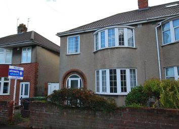 Thumbnail 4 bedroom semi-detached house to rent in Oldbury Court Road, Fishponds, Bristol