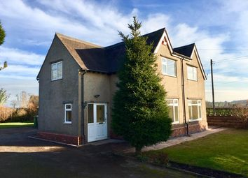 Thumbnail 4 bed property to rent in Marston, Stafford