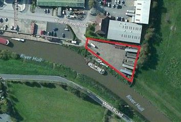 Thumbnail Land for sale in Haulage Yard, Riverview Road, Beverley, East Yorkshire