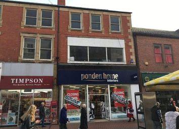 Thumbnail Retail premises to let in 11 Bridge Street, Bridge Street, Worksop