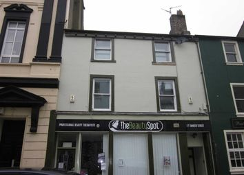 Thumbnail 2 bed flat to rent in Tangier Street, Whitehaven