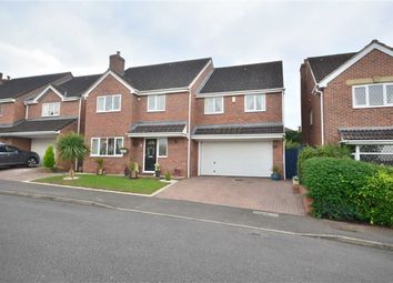 Thumbnail 4 bed detached house for sale in Boyce Close, Boyce Close, Abbeydale, Gloucester