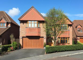 Thumbnail 5 bed detached house for sale in Linacre Lane, Widnes, Cheshire