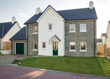 Thumbnail 4 bed detached house for sale in Lhoan Pibbin Vane, Reayrt Ny Cronk, Peel, Isle Of Man