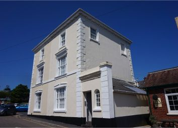 Thumbnail 4 bed detached house for sale in Highweek Road, Newton Abbot