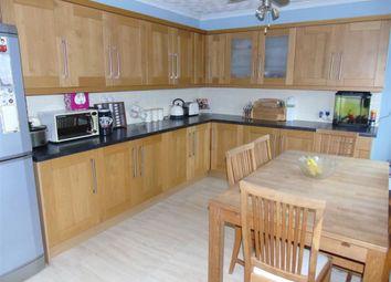 Thumbnail 3 bed terraced house for sale in Heol Camlan, Birchgrove, Swansea