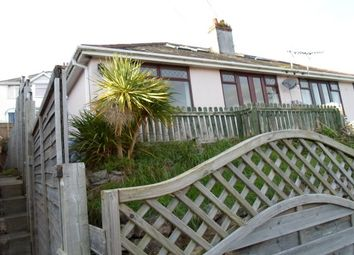 Thumbnail 2 bedroom semi-detached bungalow to rent in Totnes Road, Paignton