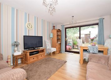 Thumbnail 2 bed terraced house for sale in Dial Close, Greenhithe, Kent