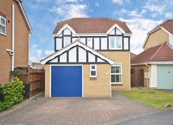 Thumbnail 3 bed detached house for sale in Millcroft Rise, Lofthouse, Wakefield