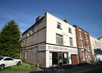 Thumbnail 2 bed flat to rent in Chester Street, Wrexham