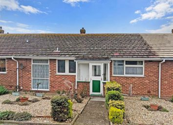 Thumbnail 2 bed terraced bungalow for sale in Saltwood Gardens, Cliftonville, Margate, Kent
