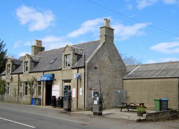 Thumbnail Retail premises for sale in The Reay Convenience Shop, Main Street, Reay, Caithness